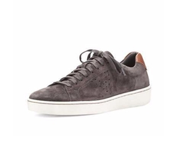 Vince - Simon Suede Low-Top Sneaker