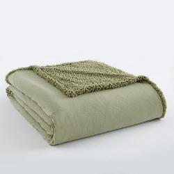 Micro Flannel - Sherpa Blanket