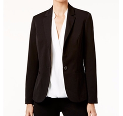 INC International Concepts - Single-Button Blazer