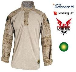 The Marpat Desert - FR Combat Shirt