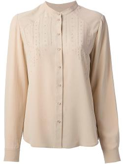 Vanessa Bruno Athé - Perforated detail Blouse