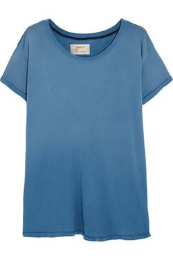 Current/Elliot - The Crew Neck Cotton-Jersey T-Shirt