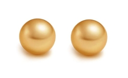 Premium Pearl - Freshwater Cultured Pearl Stud Earrings