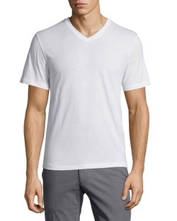 Zachary Prell - V-Neck Short-Sleeve T-Shirt