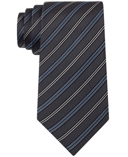 Kenneth Cole Reaction - Stripe Slim Tie