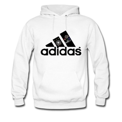 Adidas - Logo Pullover Hoodie