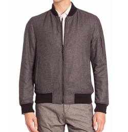 Strellson - Textured Ribbed Jacket