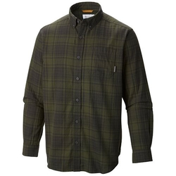 Columbia  - Rapid Rivers Checked Button-Down Shirt
