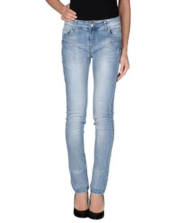 Twin-Set Jeans - Denim Skinny Pants