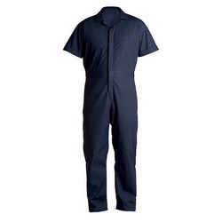 Berne Apparel - Poplin Short Sleeve Coverall