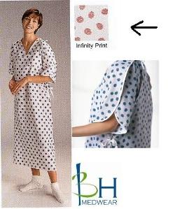 BH Medwear - Patient Gown