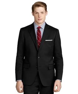 Brooks Brothers - Regent Fit Solid Suit