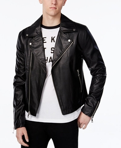 Wht Space - Motorcycle Jacket