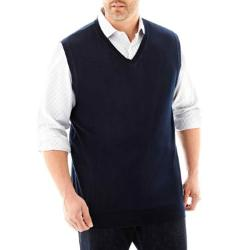 The Foundry Supply Co. - Sweater Vest-Big & Tall