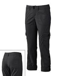 SO Poplin - Convertible Cargo Pants - Juniors