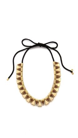 Madewell  - Threaded Thorn Necklace