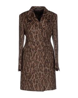 Tagliatore 02-05 - Leopard Print Coat