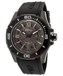 Elini Barokas - Artisan Gunmetal Textured Dial Watch