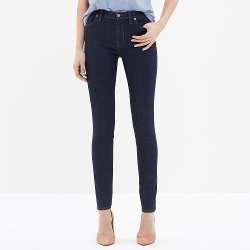 Madewell - High Riser Skinny Skinny Jeans