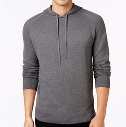 Calvin Klein - Textured Pullover Hoodie