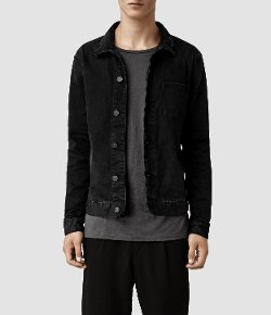 All Saints - Baxter Denim Jacket