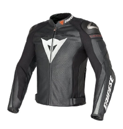 Dainese - Super Speed Perforated Leather Jacket
