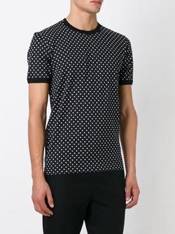 Dolce & Gabbana - Polka Dot Print T-Shirt