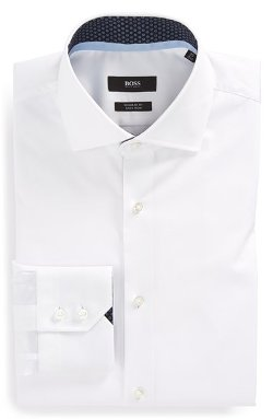 Hugo Boss - Eraldin WW Regular Fit Dress Shirt