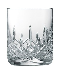 The Irish Store - Irish Gifts from Ireland -  Irish Crystal Longford Double Old Fashioned Whiskey Tumbler