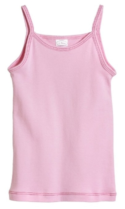 City Threads - Contrast Stitch Camisole Top