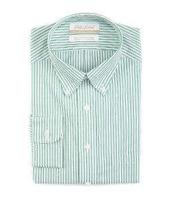 Gold Label Roundtree & Yorke  - Regular-Fit Button-Down-Collar Dress Shirt