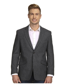 U.S. Polo Assn. - Solid Wool Blend Sport Coat