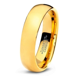 Charming Jewelers - Tungsten Wedding Band Ring