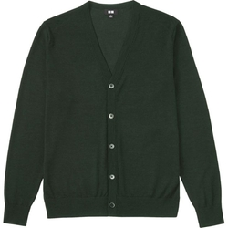 Uniqlo - Merino V-Neck Cardigan