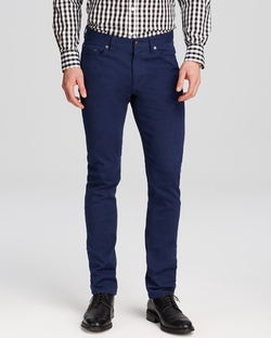 Kent And Curwen Jeans - Slim Fit Trousers