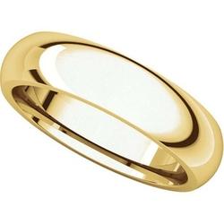 Banvari - Comfort-Fit Wedding Band Ring