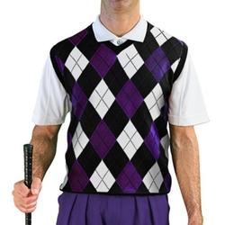 Golf Knickers - Argyle V-Neck Golf Sweater Vests