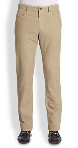 Incotex - Ray Twill Pants