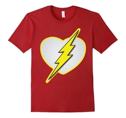 Defiant Store - The Flash Classic Logo Shirt