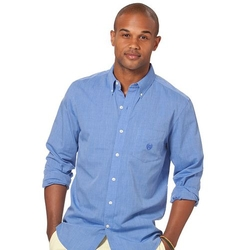 Chaps  - Classic-Fit Woodbridge Casual Button-Down Shirt