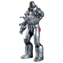 Warner Brothers - Justice League NEW 52 Cyborg Action Figure