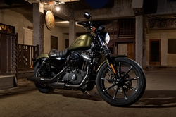 Harley-Davidson - Iron 883 Motorcycle