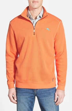 Tommy Bahama - Antigua Cove Half Zip Pullover