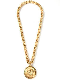 Versace - Medusa Necklace