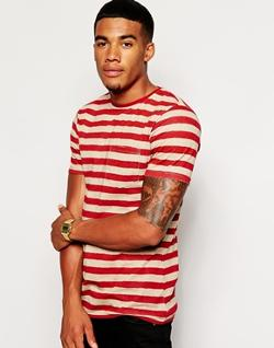 Another Influence  - Striped T-Shirt