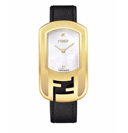 Fendi - Chameleon Buckle-Case Watch