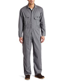 Key Apparel - Flame Resistant Long Sleeve Deluxe Coverall