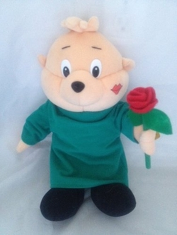 "Toy Network - Alvin And The Chipmunks ""Kiss From A Rose"" Toy"