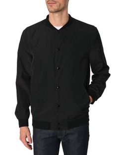 Selected - Greaser Button-Up Bomber Jacket