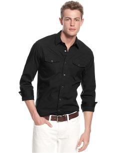 Guess - Austin Westside Button-Down Shirt